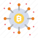 distribution, dividends, finance, money, payments icon