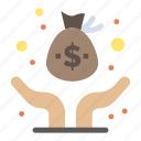 capital, fund, investor, venture icon