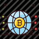 bitcoin, bitcoin business, bitcoin world, blockchain market, cryptocurrency market, global business, online business