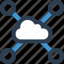 cloud, connect, connection, data, internet, online, web