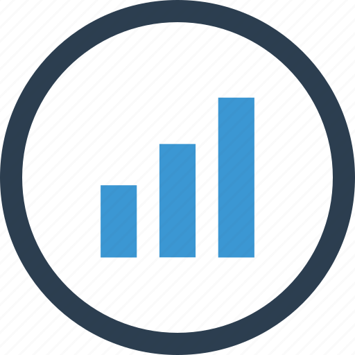 anlytics, chart, graph, report icon