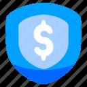 invesment, insurance, guarantee, money, shield