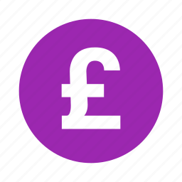 british, currency, finance, money, pound, sterling icon