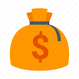 bag, business, cash, dollar, finance, money, payment icon