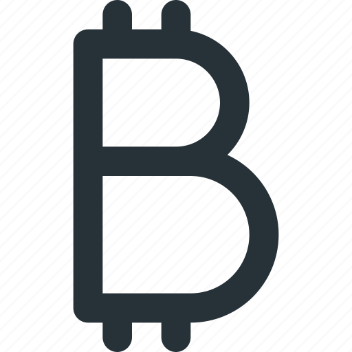 bitcoin, currency, internet, money, virtual icon