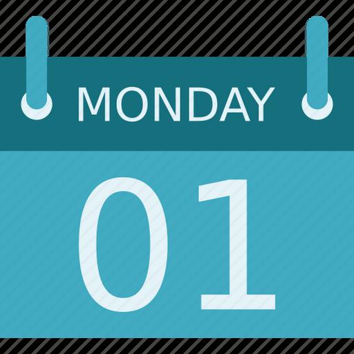 calendar, calendar date, calendar page, hanging calendar, wall calendar icon