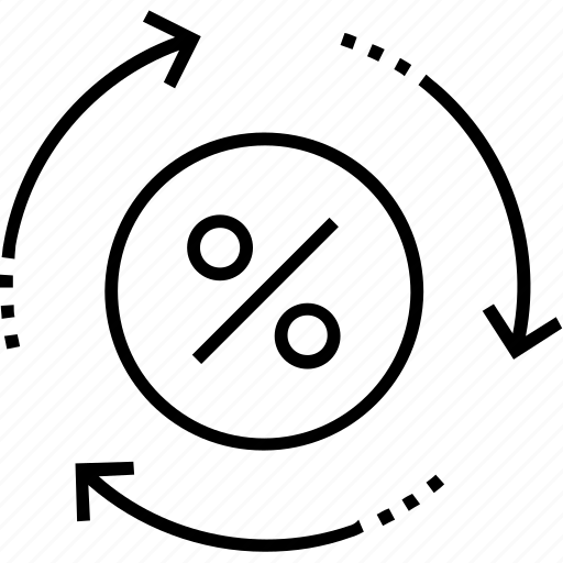 discount, discount offer, offer, percentage, processing icon