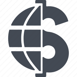 business, cash, dollar, finance, money icon