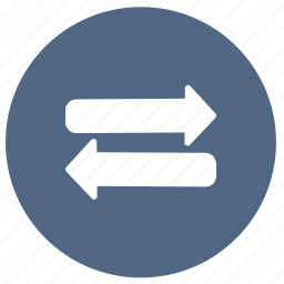 bank, business, finance, in out, negotiation, trade, transfer icon