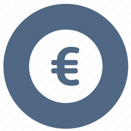 coin, currency, euro, finance, financial, money icon