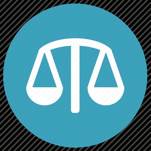balance, balance sheet, economic, finance, scales, trade icon