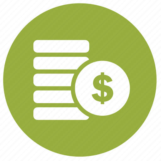 cash, coin, currency, finance, financial, money icon