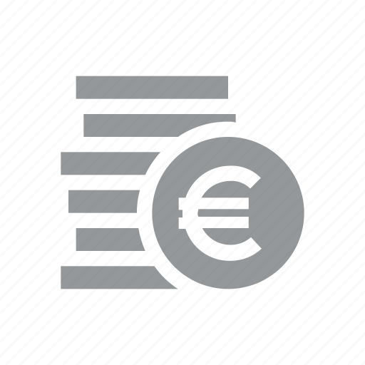 Coin, currency, euro, finance, konnn, money, sign icon - Download on Iconfinder