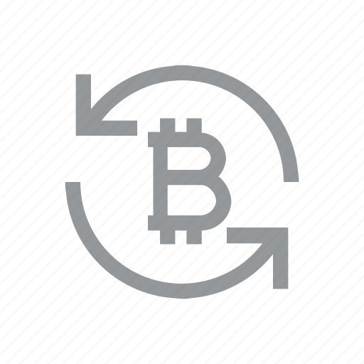 bitcoin, coin, currency, finance, konnn, money, reload icon