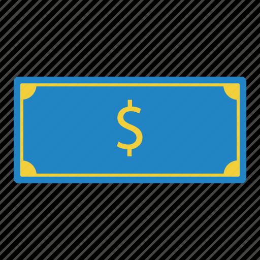 cash, dollar, finance, money icon