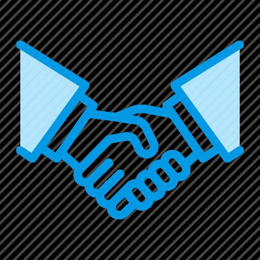 agreement, business, deal, handshake, partnership icon