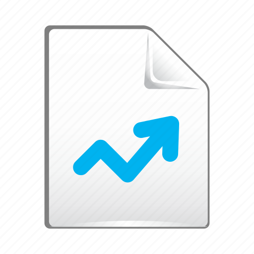 analytics, arrow, chart, document, file, graph, up icon