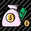 economics, money, finance, currency, capital