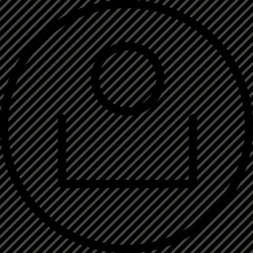 account, avatar, customer, photo, picture, profile, user icon