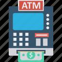 atm, atm machine, machine, cash, bank