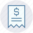 dollar, ecommerce, finance, paper, set, tag icon
