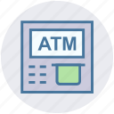 atm, atm machine, bank, cash, machine, money