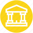 bank, building, business, courthouse, finance, government, office
