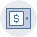 dollar, dollar sign, finance, ipad, money, tablet icon