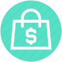 bag, business, case, dollar, finance, investment, suitcase icon