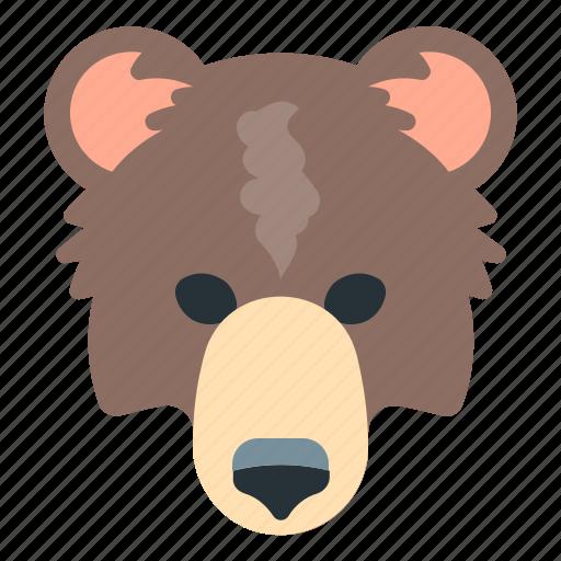 animal, bears, forex, trading icon