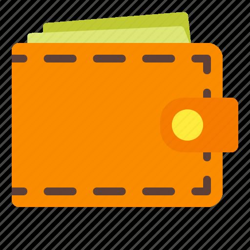 billfold, cash, money, wallet icon