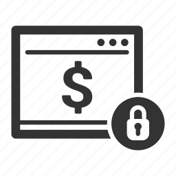 money, online banking, online payment, secure, transaction, transfer icon