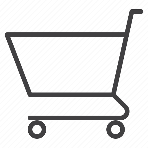 business, buy, cart, shopping, trolley icon