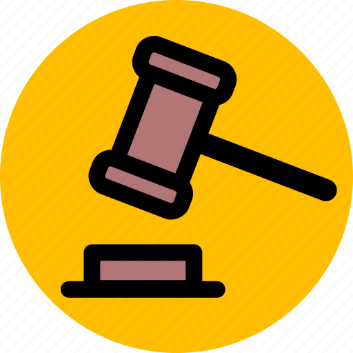 auction, business, finance, law icon
