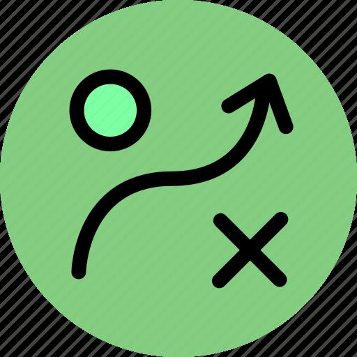 finance, marketing, strategy icon