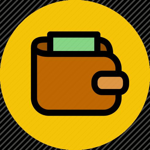 cash, finance, wallet icon