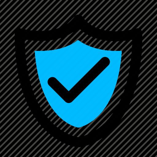 finance, safe, secure, shield icon