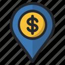 direction, gps, location, map, marker, navigation, pin