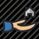 building, estate, furniture, home, house, loan, property