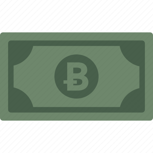 bitcoin, cash, currency, money icon