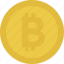 bitcoin, cash, coin, money icon