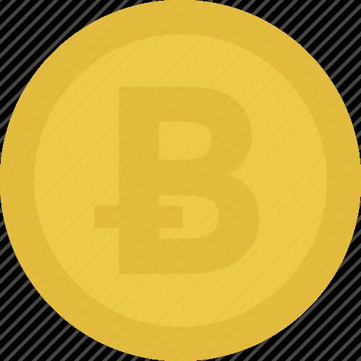 bitcoin, cash, coin, money icon