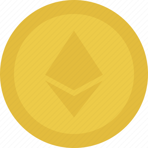 cash, coin, ether, ethereum, money icon