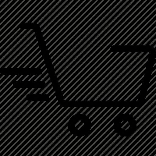 bag, cart, ecommerce, finance, shopping icon