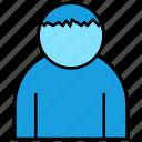 man, human, member, user, account, avatar, profile