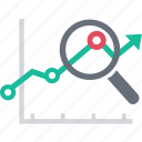 analytics, chart, finance, graph, growth, report, statistics icon