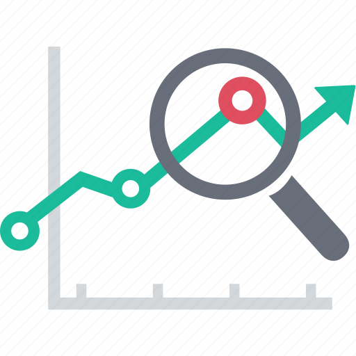 analytics, chart, finance, graph, growth, report, statistics icon