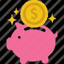 bank, cash, economizing, insurance, moneybox, saving