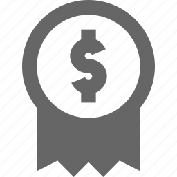assurance, badge, financial, guarantee, merit, security, warranty icon