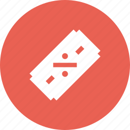 coupon, discount, finance, offer, shopping, ticket, voucher icon